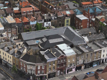 "Time Out Market ""Spitalfields"" refused outright"